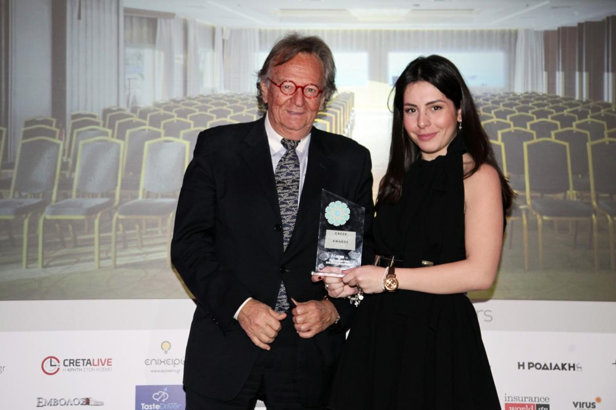5 important awards for Grand Hotel Palace and Mediterranean Palace Hotel